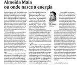 Luís Soares Almeida, Açoriano Oriental
