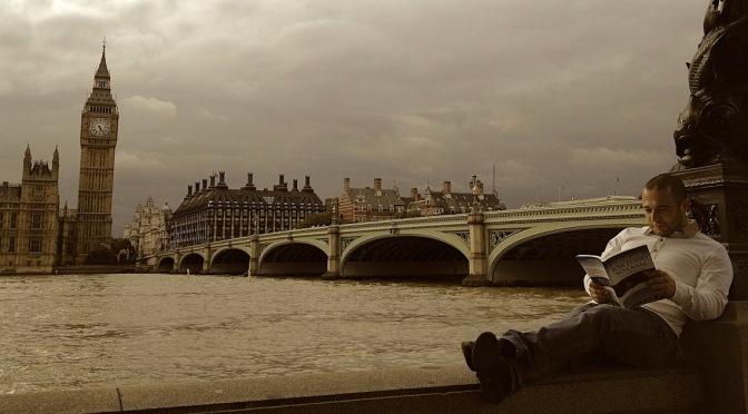 Bom Tempo no Canal em Londres