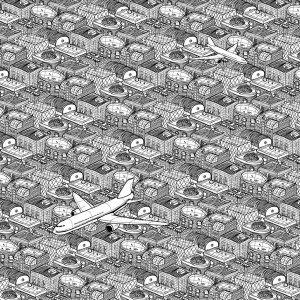 """""""Patterns"""", por Laura Barnard"""