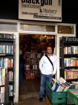 Pedro Almeida Maia em Londres, Reino Unido.