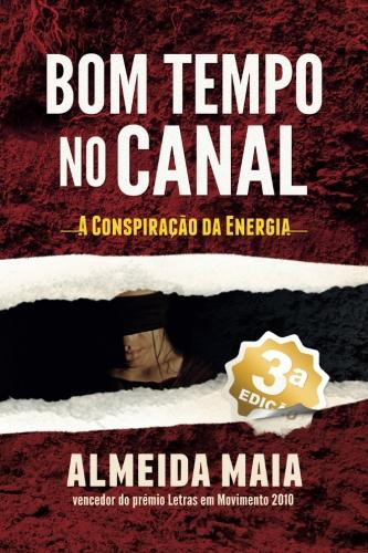 """Capa """"Bom Tempo no Canal"""""""
