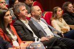 """Frederico Cardigos e Pedro Almeida Maia na apresentação de """"A Viagem de Juno"""" em Ponta Delgada"""