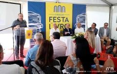 Pedro Almeida Maia na III Festa do Livro dos Açores